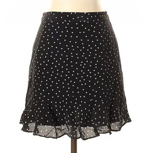 Madewell Star Print Skirt